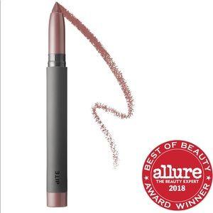 Bite Beauty matte creme lip crayon in Glace